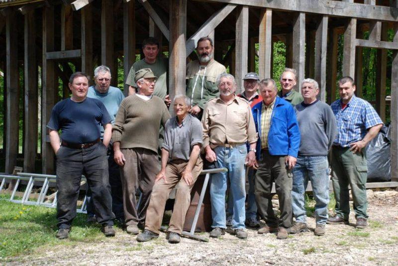 L'association des Villages de la Forêt de Chaux